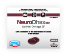 NeuroDhax Active Omega 3