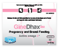 GineDhax Pregnancy and Breast Feeding Active Omega 3